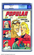 Golden Age (1938-1955):Cartoon Character, Popular Comics #76 Mile High pedigree (Dell, 1942) CGC NM+ 9.6 Off-white to white pages. This has to be the nicest existing ...