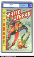 Golden Age (1938-1955):Superhero, Target Comics #5 (Novelty Press, 1940) CGC VF/NM 9.0 Off-white to white pages. Some comics are cool. Even fewer are truly si...