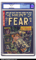Golden Age (1938-1955):Horror, The Haunt of Fear #16 Gaines File pedigree 7/11 (EC, 1952) CGC NM+9.6 White pages. One really doesn't need to say more than...