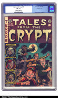 Golden Age (1938-1955):Horror, Tales From the Crypt #39 Gaines File pedigree 3/11 (EC, 1953) CGCNM 9.4 Off-white to white pages. A Jack Davis cover, with ...