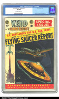 Golden Age (1938-1955):Science Fiction, Weird Science-Fantasy #26 (EC, 1954) CGC VF+ 8.5 Off-white to whitepages. With a Flying Saucer Report feature and A-bomb pa...