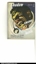 Pulps:Detective, Shadow lot Yakima pedigree (Street & Smith, 1945-1946). TheYakima pedigree is considered the Mile High of pulp collections,...(Total: 2 Comic Books Item)