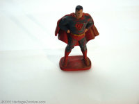 Superman Syroco Statue (DC, 1942). Adolph Holstein, a skilled European immigrant woodcarver, founded the Syracuse Orname...