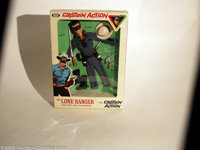 Captain Action: Lone Ranger Uniform Set (Ideal, 1966). The Masked Rider of the Plains is one of the most beloved Captain...