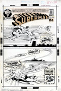 Original Comic Art:Covers, Neal Adams - Original Cover Art for Superman #235 (DC, 1971). Ifyou grew up in the Bronze Age, you surely remember this stu...