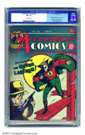 Golden Age (1938-1955):Superhero, All-American Comics #16 (DC, 1940) CGC FN- 5.5 Off-white pages. Overstreet ranks this issue fifth among its Top 100 Golden A...