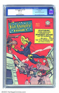 Golden Age (1938-1955):Superhero, Star Spangled Comics #8 Rockford pedigree (DC, 1942) CGC NM 9.4 Off-white pages. Double whammy! Simon and Kirby cover! Near ...