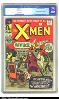 Silver Age (1956-1969):Superhero, X-Men #2 (Marvel, 1963) CGC VF/NM 9.0 Off-white pages. This issueis hard to find in high grade because of the deep red back...