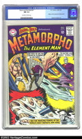 Silver Age (1956-1969):Superhero, The Brave and The Bold #57 (DC, 1965) CGC NM 9.4 Off-white to white pages. This exceptional copy is clean, tight, and glossy...