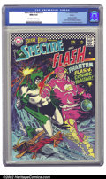 Silver Age (1956-1969):Superhero, The Brave and The Bold #72 Boston pedigree (DC, 1967) CGC NM+ 9.6 Off-white to white pages. This is an exceptional copy with...