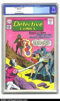 Silver Age (1956-1969):Superhero, Detective Comics #299 (DC, 1962) CGC NM 9.4 Off-white pages. This copy is the highest CGC has graded yet. These colorful sci...