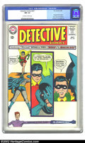 Silver Age (1956-1969):Superhero, Detective Comics #327 (DC, 1964) CGC NM 9.4 Off-white to white pages. This is the highest CGC-graded copy to date of this mi...