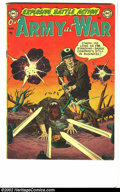 Our Army At War almost complete set of 1-301 (DC, 1952). This incredible run had many important key issues and they are...