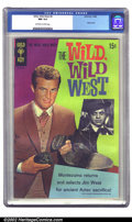 Silver Age (1956-1969):Adventure, Wild, Wild West #4 (Gold Key, 1968) CGC NM 9.4 Off-white to white pages. The title aptly described this television series. I...