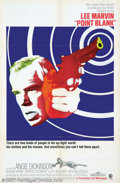"""Movie Posters:Crime, Point Blank (MGM, 1967). One Sheet (27"""" X 41""""). Lee Marvin starred in John Boorman's classic picture that pitted a bent-on-r..."""