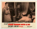 """Movie Posters:Action, From Russia With Love (United Artists, 1963). Lobby Card Set (11"""" X 14""""). Near Mint/Mint. ..."""
