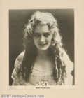 "Movie Posters:Miscellaneous, Mary Pickford Personality Poster (United Artists, 1919). Jumbo Card(22"" X 24""). When studios owned theatre chains, they wou..."