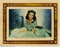 """Movie Posters:Drama, Gone With the Wind (MGM, 1939). Roadshow Lobby Cards (11"""" X 14""""). When David O. Selznick began casting for """"Gone With the Wi..."""