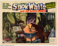"""Movie Posters:Animated, Snow White and the Seven Dwarfs (RKO, 1937). Lobby Card (11"""" X14""""). This is the most sought after card from the set featuri..."""
