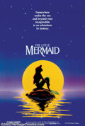 "Movie Posters:Animated, Little Mermaid, The (Buena Vista, 1989). One Sheets (27"" X 41"")(2). Both the advance and the regular one sheets are offered..."