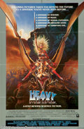 "Movie Posters:Animated, Heavy Metal (Columbia, 1981). One Sheet (27"" X 41""). Ripped fromthe pages of ""Heavy Metal"" magazine, this animated feature ..."