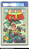 Bronze Age (1970-1979):Superhero, 1st Issue Special #1 (DC, 1975) CGC NM 9.4 Off-white to white pages. First appearance of Atlas; Jack Kirby art. Overstreet 2...