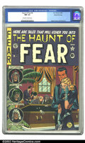 Golden Age (1938-1955):Horror, The Haunt of Fear #6 Gaines File pedigree 3/11 (EC, 1951) CGC NM9.4 Off-white to white pages. Overstreet 2002 NM 9.4 value ...