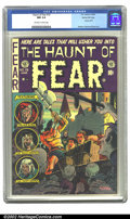 Golden Age (1938-1955):Horror, The Haunt of Fear #19 Gaines File Pedigree 4/12 (EC, 1953) CGC NM9.4 Off-white to white pages. Used in SOTI, Kamen, Davis a...