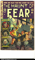 Golden Age (1938-1955):Horror, The Haunt of Fear #19 (EC, 1953) Condition: VG. ...