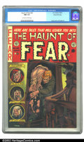 Golden Age (1938-1955):Horror, The Haunt of Fear #20 Gaines File pedigree 3/11 (EC, 1953) CGC NM9.4 Off-white to white pages. Overstreet 2002 NM 9.4 value...
