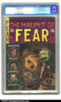 Golden Age (1938-1955):Horror, The Haunt of Fear #24 Gaines File pedigree 3/12 (EC, 1954) CGC NM9.4 Off-white to white pages. Overstreet 2002 NM 9.4 value...