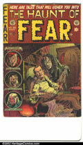 Golden Age (1938-1955):Horror, The Haunt of Fear #26 (EC, 1954) Condition: GD+. Tape insidecover....