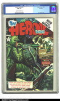 Golden Age (1938-1955):Non-Fiction, Heroic Comics #77 File copy (Eastern Color, 1952) CGC NM 9.4.Overstreet 2002 NM 9.4 value = $35....