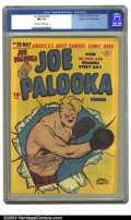 Golden Age (1938-1955):Cartoon Character, Joe Palooka Comics #20 Mile High pedigree (Harvey, 1948) CGC NM 9.4 Off-white to white pages. Overstreet 2002 NM 9.4 value =...