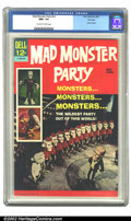 Silver Age (1956-1969):Humor, Mad Monster Party #nn File Copy (Gold Key, 1967) CGC NM+ 9.6Off-white to white pages. Movie Classics. Overstreet 2002 NM 9....