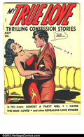 Golden Age (1938-1955):Romance, My True Love #65 (Fox, 1949). First issue. FN-....