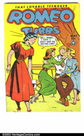 Golden Age (1938-1955):Humor, Romeo Tubbs #26 (Fox, 1950). First issue. VG+....