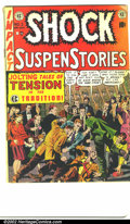 Golden Age (1938-1955):Horror, Shock SuspenStories #2 (EC, 1952) Condition: GD+. ...