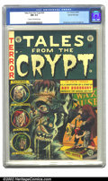 Golden Age (1938-1955):Horror, Tales From the Crypt #34 Gaines File pedigree 3/12 (EC, 1953) CGCNM 9.4 Cream to off-white pages. Overstreet 2002 NM 9.4 va...