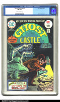 Bronze Age (1970-1979):Horror, Tales of Ghost Castle #1 (DC, 1975) CGC NM 9.4 Off-white to whitepages. Overstreet 2002 NM 9.4 value = $25....