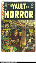 Golden Age (1938-1955):Horror, Vault of Horror #30 (EC, 1953) Condition: GD. ...