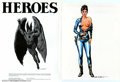 Original Comic Art:Miscellaneous, Gray Morrow - Heroes Portfolio (SQ Productions, 1975). A blast fromthe past for anyone who grew up in the '70s, this gorgeo...