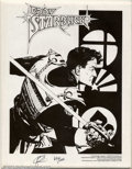 Original Comic Art:Miscellaneous, Howard Chaykin - Cody Starbuck Portfolio #692/1000 (SQ Productions,1980). Very Fine condition, never opened. Very light tan...