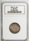 Barber Quarters: , 1894-O 25C MS66 NGC. NGC Census: (8/2). PCGS Population (7/0).Mintage: 2,852,000. Numismedia Wsl. Price for NGC/PCGS coin ...