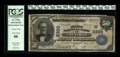 National Bank Notes:Colorado, Trinidad, CO - $50 1902 Date Back Fr. 674a The First NB Ch. #(W)2300. This $50 is from a very tough Friedberg number an...