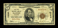 McGehee, AR - $5 1929 Ty. 1 The First NB Ch. # 13280 This was McGehee's only bank, with fives the sole denomination iss...