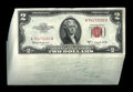 Small Size:Legal Tender Notes, Fr. 1512 $2 1953C Legal Tender Notes. 75 Examples Choice Crisp Uncirculated.. This partial pack is comprised of many beautif... (Total: 75 notes)