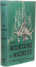 Books:First Editions, H. P. Lovecraft: At the Mountains of Madness and OtherNovels. (Sauk City: Arkham House, 1964), first edition, firstpri...
