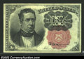 Fractional Currency:Fifth Issue, Fifth Issue 10c, Fr-1265, Gem CU. Long key variety. A ...
