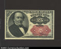 Fractional Currency:Fifth Issue, Fifth Issue 25c, Fr-1309, XF-AU. Short key variety. A ...